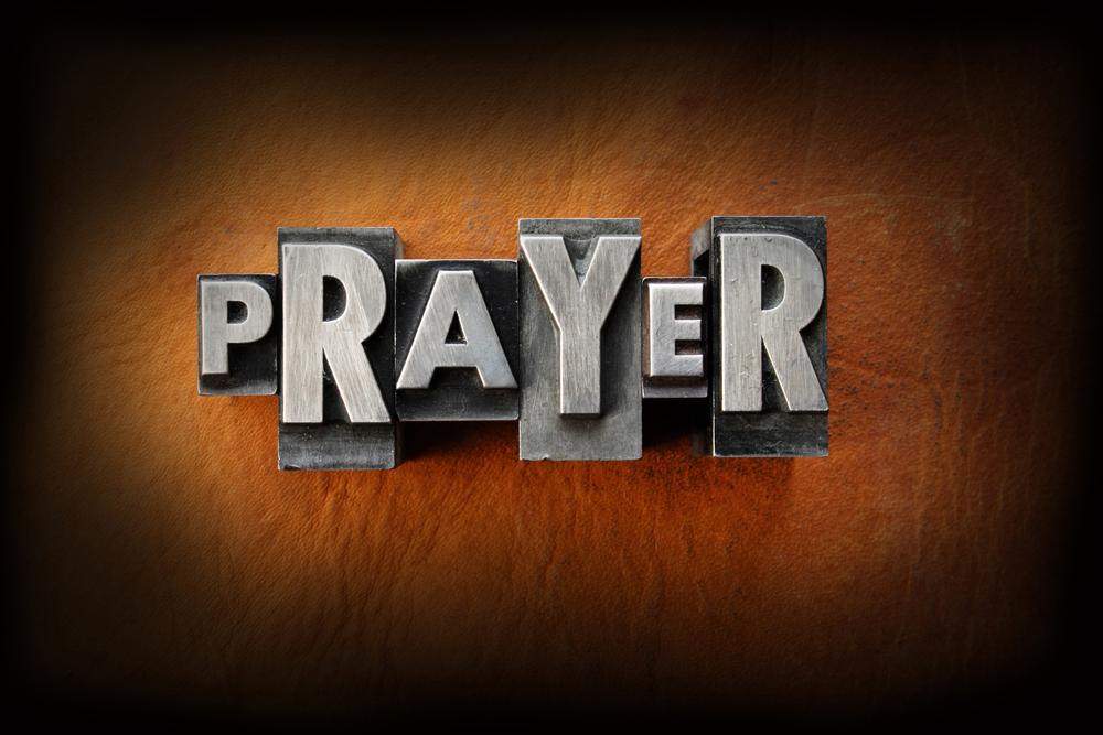 Prayer - 2016