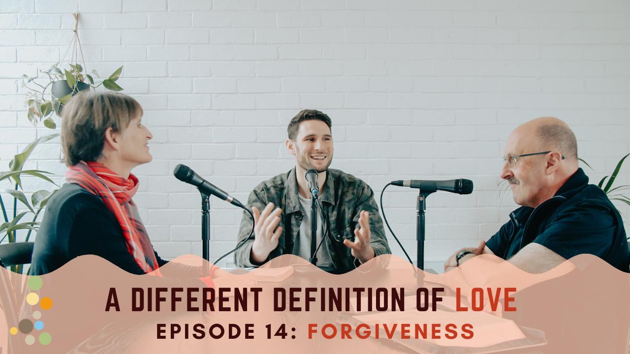 forgiveness tailrace conversations