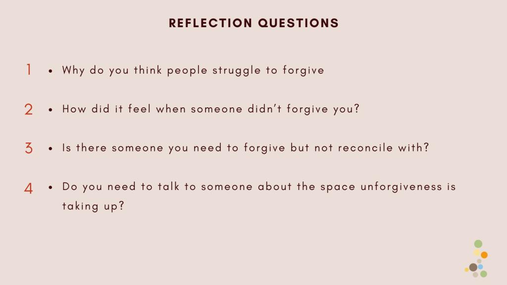 forgiveness conversations episode 14