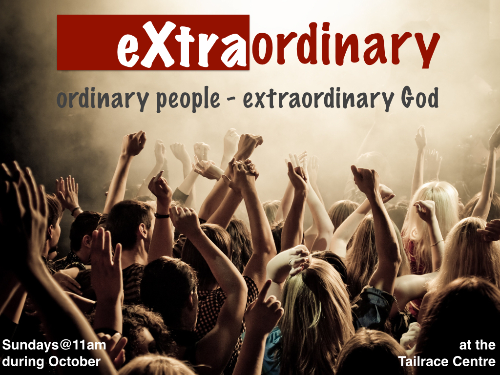 living eXtraordinary lives